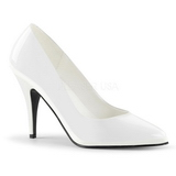 Valkoinen Lakatut 10 cm VANITY-420 Pumps Naisten Kengät