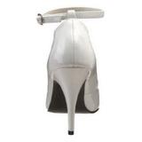Valkoinen Lakatut 10 cm VANITY-431 Pumps Naisten Kengät