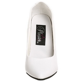 Valkoinen Lakatut 13 cm SEDUCE-420 Pumps Naisten Kengät