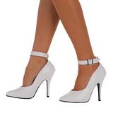 Valkoinen Lakatut 13 cm SEDUCE-431 Naisten kengät avokkaat
