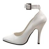 Valkoinen Lakatut 13 cm SEDUCE-431 Pumps Naisten Kengät