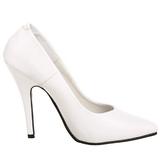Valkoinen Matta 13 cm SEDUCE-420 Pumps Naisten Kengät
