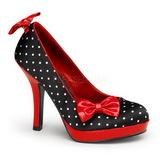 Valkoista Pistettä 12 cm SECRET-12 Naisten kengät avokkaat