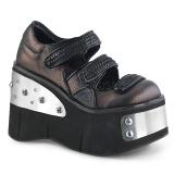 Vegan 11,5 cm Demonia KERA-13 lolita kengät platform