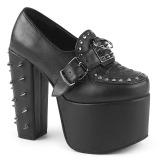 Vegan 14 cm Demonia TORMENT-500 lolita kengät platform